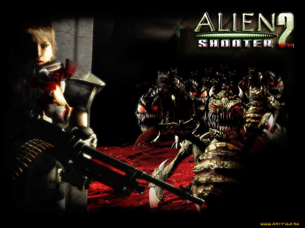 Alien Shooter 2.